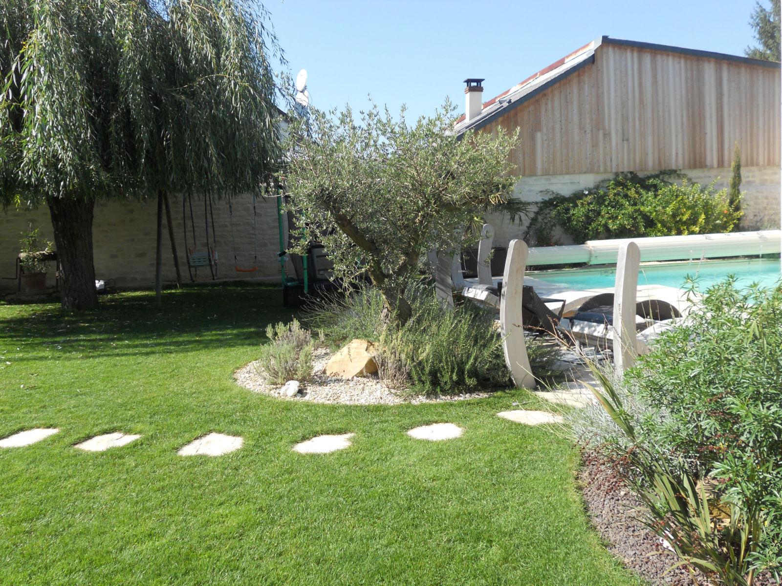 Jardin Terrasse Mediterraneen Meilleures Id Es Cr Atives